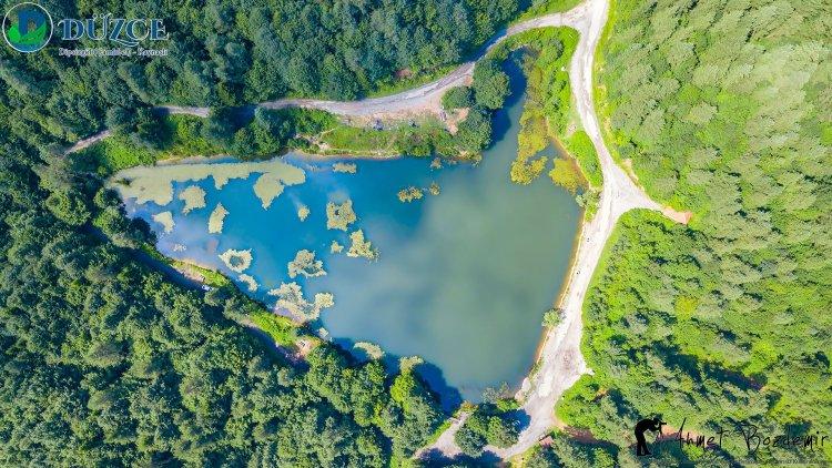 Kaynaşlı Dipsizgöl Çamlıbel Göleti (2018)