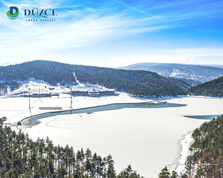 Fenerbahçe Topuk Yaylası Kış Fotoğrafları
