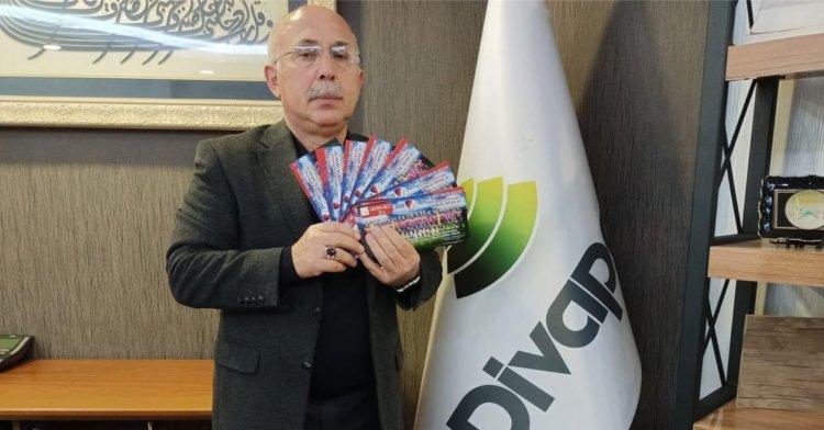 Divapan'dan Düzcespor'a destek