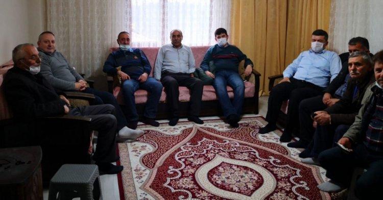 İyi Parti, Pazarcık köyünde sorunları görüştü!
