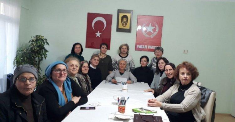 Vatan Partisi: Medeni Kanun, eşitlik ve özgürlük yolunda en önemli adım!