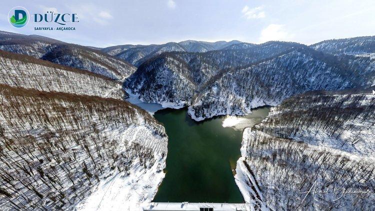 Akçakoca Sarıyayla Barajı