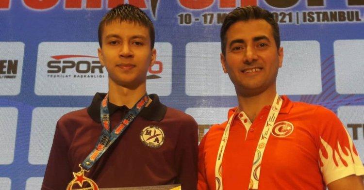 Türkiye şampiyonu Düzce'den!