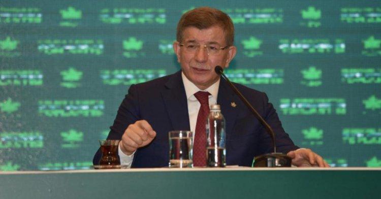 Davutoğlu: 22 Mart krizinin ülkeye ilk maliyeti 525 milyar lira!
