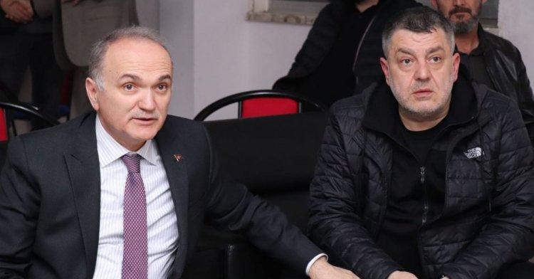 Düzcespor'dan Belediye ve STK'lara: Neyi bekliyorsunuz, sözünüzü tutun!