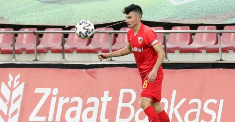 Genç oyuncu artık Düzcespor'da!