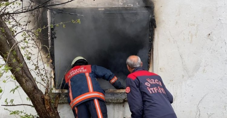 İlk 6 ayda 271 yangına müdahale edildi!