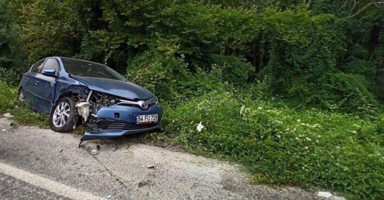 Kurban kesimi dönüşünde kaza: 6 yaralı!