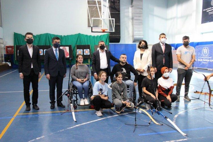 Engelli okçular için bakanlık harekete geçti!