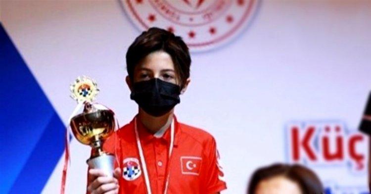 Satrançta Türkiye'yi temsil edecek!
