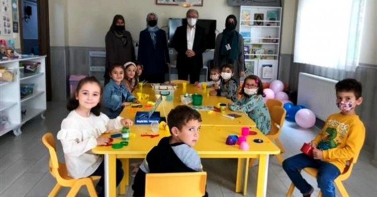 Müftüden Kur'an kurslarına ziyaret