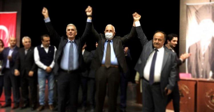CHP'de İl Başkanı Semih Cemşit oldu!