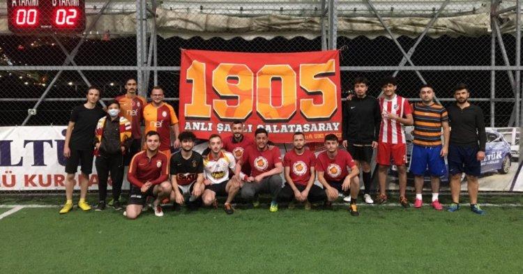 Galatasaraylı gençlerden lösemiyi yenen Eren'e destek!