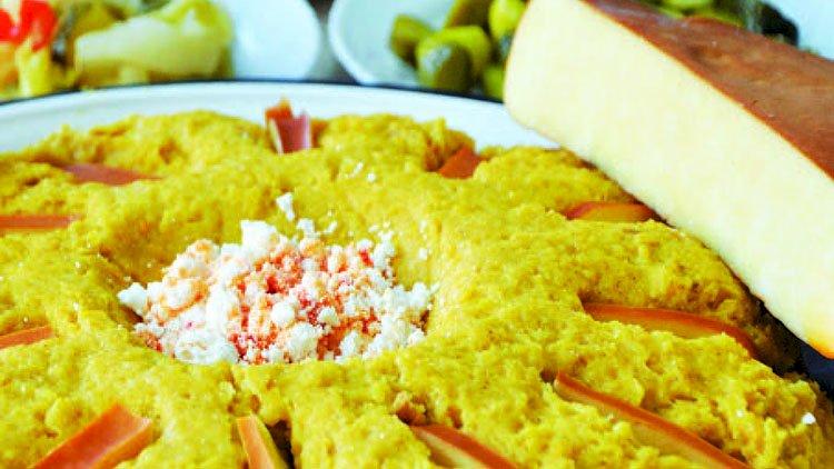 Abhaz Yemeği Abısta